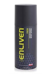 Enliven Fresh Deodorant Body Spray for Men, 150ml