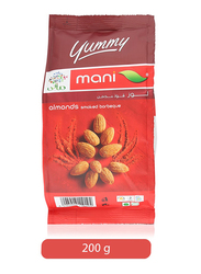 Mani Smoked Barbeque Almond, 200g