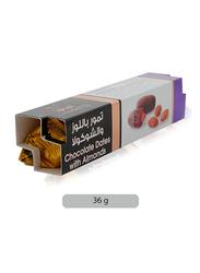 Liwa Chocolate Dates with Almonds, 36g