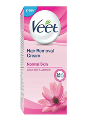 Veet Hair Removal Cream for Normal Skin, 150gm + 50gm Free