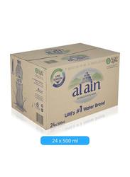 Al Ain Mineral Drinking Water, 24 Bottles x 500ml