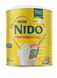 Nestle Nido Full Cream Powder Milk, 1 Piece x 2500g