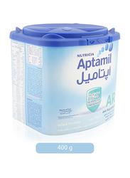Nutricia Aptamil Anti-Regurgitation Infant Formula Milk, 400g