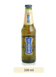 Barbican Non Alcoholic Malt Beverage Bottle, 330ml