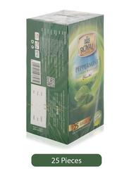 Royal Peppermint Tea, 25 Tea Bags x 2g