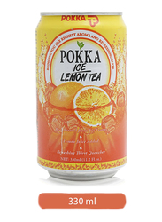 Pokka Lemon Ice Tea Drink, 330ml