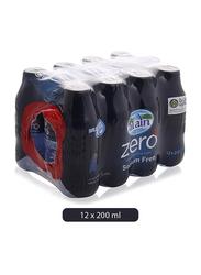 Al Ain Zero Sodium Free Drinking Water, 12 Bottles x 200ml