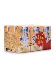 Al-Marai Nijoom Banana Milk, 6 x 150ml