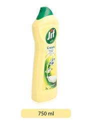 Jif Lemon Cream Cleaner, 750ml