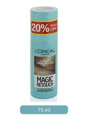 L'Oreal Paris Magic Retouch Concealer Spray for All Hair Types, Dark Blond, 75ml