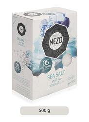 Nezo Extra Coarse Sea Salt, 500g