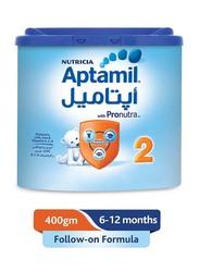 Nutricia Aptamil Stage 2 Follow On Formula Milk, 400g