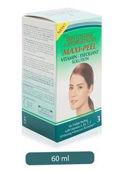 Maxi-Peel Skin Vitamins & Hydroxyacids Whitening Cream, 60ml