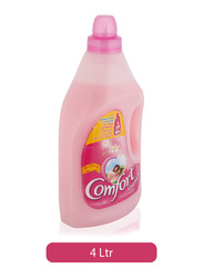 Comfort Flora Soft Fabric Softener, 4 Liter