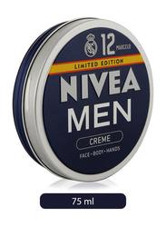 Nivea 12 Marcelo Limited Edition Cream for Men, 75ml