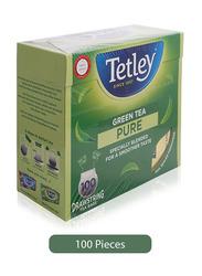 Tetley Pure Green Tea, 100 Tea bags x 1.5g