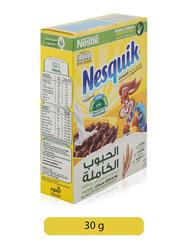 Nestle Nesquik Chocolate Breakfast Cereal, 30g