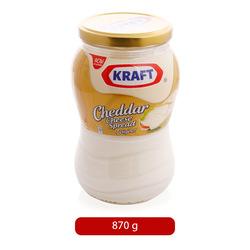 Kraft Cheddar Cheese Spread, 870 grams