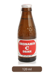 Ornamin C Liquid Health Drink Bottle, 120ml
