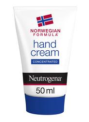 Neutrogena Norwegian Formula Hand Cream, Dry & Chapped Hands, 50ml