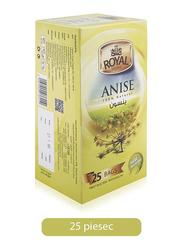 Royal Anise Pure Natural Herbal Tea, 25 Tea Bags x 2g