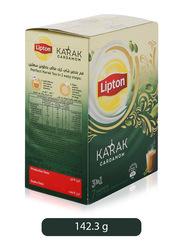 Lipton Karak Cardamom Flavor 3 in 1 Instant Mix Tea, 7 Sachets x 20.33g
