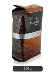 Davidoff Cafe Creme Whole Beans Coffee, 500g