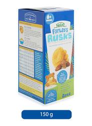 Heinz Farley's Date Milk Based Rusks, 6 Months +, 150g
