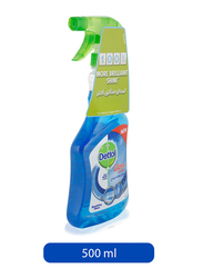 Dettol Healthy Glass and Window Cleaner, 500 ml