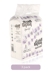 Union Super Soft Facial Tissue, 200 Sheets x 2Ply