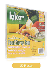 Falcon Medium Food Storage, 50 Pieces, 40 x 17 cm