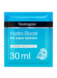 Neutrogena Hydro Boost Hydrogel Recovery Face Mask, 30ml
