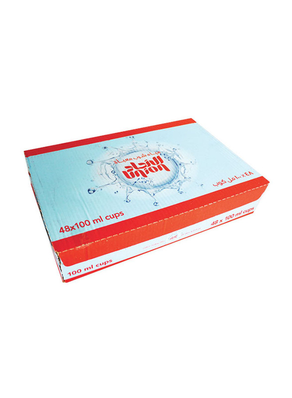 Union Water, 48 Cups x 100ml