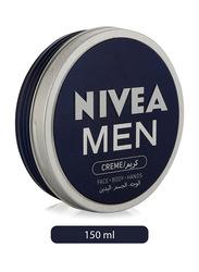 Nivea Men Creme Tin, 150ml