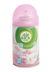 Air Wick Freshmatic Magnolia & Cherry Blossom Air Freshener Refill, 1 Piece, 250ml
