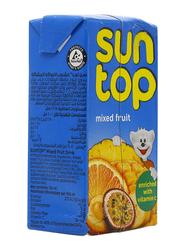 Suntop Mix Fruit Juice, 125ml