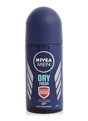 Nivea Men Dry Fresh Anti-Perspirant Deodorant Spray, 50ml