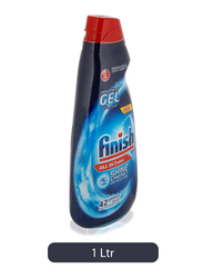 Finish All In 1 Max Concentrated Dishwashing Gel, 1 Liter