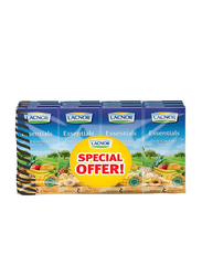 Lacnor Essentials Fruit Cocktail Nectar Juice Drink, 12 x 180ml