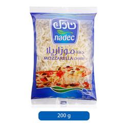 Nadec Mozzarella Cheese, 200 g