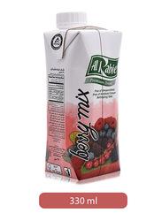 Al Rabie Berry Mix Juice, 330ml