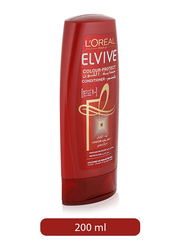 L'Oreal Paris Elvive Color Protect Conditioner for All Hair Types, 200ml