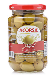Acorsa Olives Green Pitted, 170g