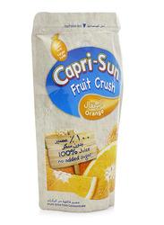 Capri Sun Fruit Crush Orange Juice Drink, 200ml