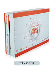 Union Drinking Water, 24 Cups x 250ml