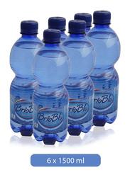Rocchetta Brio Blu Natural Mineral Water, 6 Bottles x 500ml