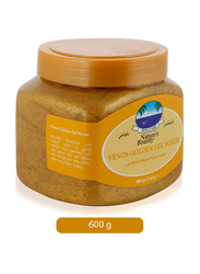 Natures Bounty Venos Gold Gel Scrub, 600gm