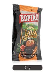 Kopiko 3-in-1 Java Coffee, 21g