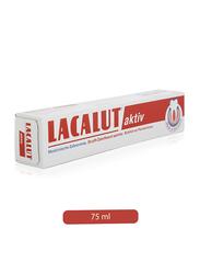 Lacalut Aktiv Medical Toothpaste, 75ml