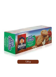 Quaker Apple & Cinnamon Oat Cookies, 126g